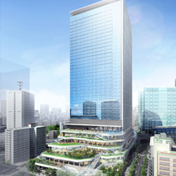 Takeshiba Urban Redevelopment Project(tentative name)
