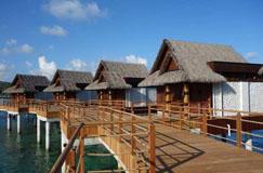 パラオ共和国のホテル「パラオ パシフィック リゾート」 ミクロネシア地域初の水上バンガローが7月15日に開業