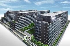 大手ディベロッパー4 社の力を結集、名古屋過去最大マンションプロジェクト 「メガシティテラス」誕生 <平成28 年9 月3 日(土)モデルルーム一般公開>