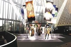 東急プラザ銀座×Bunkamura  廣川玉枝「SOMARTA KIMONO COUTURE」展 -新時代の和装が奏でる伝統×革新-