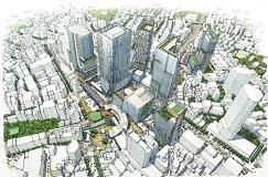 渋谷駅周辺地区における再開発事業の進捗について 2017年春開業の渋谷宮下町計画、2018年秋開業の渋谷駅南街区について計画詳細を発表
