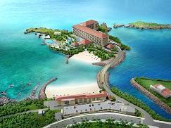 沖縄県恩納村にラグジュアリーリゾート誕生 「ハイアット リージェンシー 瀬良垣アイランド 沖縄」 - Hyatt Regency Seragaki Island, Okinawa - 本年10月工事着工、2018年夏 開業予定