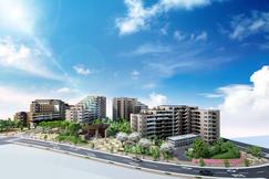 「環境未来都市 横浜」が推進するモデル事業 横浜市緑区最大級(※1)の複合開発   「緑区十日市場町周辺地域 持続可能な住宅地モデルプロジェクト」 ・20・21街区の事業詳細が決定し、工事に本格着手 ・街開きに向けて、街のさまざまな魅力を発信していきます