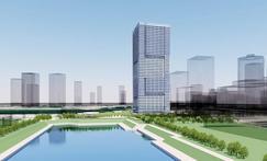 ~新たな都心居住のモデルとなる、うるおいとにぎわいある水辺のライフスタイルを創出~ (仮称)豊洲地区1-1街区開発計画 都市計画決定 2021年度 完成予定