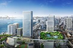 (仮称)竹芝地区開発計画 B街区(住宅棟)新築着工 ~職住近接の新たなライフスタイルを提案~