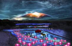 恐竜をテーマにした北陸最大級のイルミネーションが福井県・勝山に誕生 「 ジオ・イルミネーション」 ~2018年7月14日(土)実施予定~