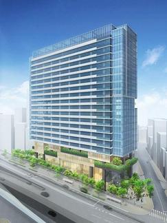 (仮称)南平台プロジェクトのIoT オフィス  東急不動産が出資するLiquidのグループ会社MyCityと開発 先行して南青山東急ビルで一部機能の導入を開始