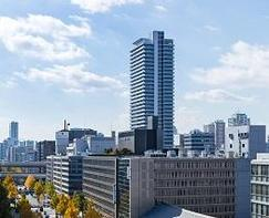 GOOD DESIGN AWARD 2018度受賞「ブランズタワー御堂筋本町」