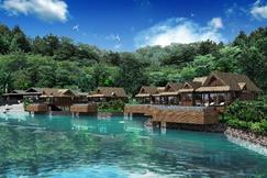 パラオ パシフィック リゾートに新エリア誕生 「The Pristine Villas and Bungalows at Palau Pacific Resort」 ~2019年5月24日グランドオープン予定~