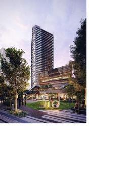 発展著しい武蔵小杉で駅前の新しいライフスタイルを提案する複合再開発レジデンス 「Kosugi 3rd Avenue The Residence」2018年11月17日(土)より第一期販売開始