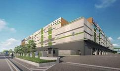 物流施設「LOGI'Q三芳」着工 ~安心・安全で地域に調和した先進的な物流施設を目指して~