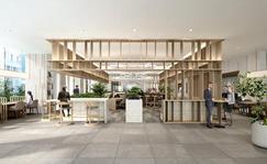 会員制シェアオフィス9店舗目 「Business-Airport Nihonbashi(ビジネスエアポート日本橋)」 日本橋中央通り沿いに9月20日(金)開業予定