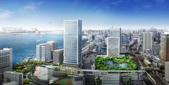 竹芝地区でスマートシティを共創 ~最適な行動を支援するアプリケーションプラットフォームを導入するほか、企業や自治体と連携して最先端のテクノロジーを街全体で活用~