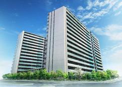 大阪ベイエリアに「大阪・関西万博」開催決定後、初の大規模分譲マンションが誕生  大阪ベイレジデンス  2019年8月17日(土)いよいよグランドオープン