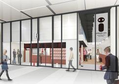日本初、アートセンター機能を有するツーリストインフォメーションセンターが渋谷に誕生 渋谷フクラス1階「shibuya-san(シブヤサン)」2019年12月に開業! ~アートをきっかけにツーリストとローカルとの交流空間を創出~
