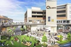 <みのおキューズモールが開業以来最大規模となるリニューアル>2020年4月リニューアルオープン 人々が交流し「つどい」を育むライフスタイルセンターへと進化します