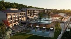 ヒルトンのラグジュアリーブランド「LXRホテルズ&リゾーツ」アジア初進出(仮称)京都鏡石ホテルプロジェクト 2021年秋 開業予定