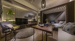 東急不動産が提案する新しい『住まい方』 在宅ワークの場を生み出す「ユニットスペース」を初導入 東急不動産の都市型コンパクトレジデンス「ブランズ大阪福島」