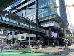 2020年9月、 渋谷駅西口の新たな歩行者デッキを供用開始します。