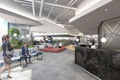 多様な働き方に対応する会員制シェアオフィス 14 店舗目「Business-Airport Shinjuku 3-chome(ビジネスエアポート新宿三丁目)」新宿三丁目駅直結・明治通り沿いに12 月 21 日(月)開業