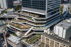 東京ポートシティ竹芝において「サステナビリティローン」の契約を締結