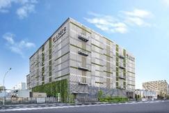 セキュリティ対策を備えた都市型物流施設 「LOGI'Q南砂町」着工 ~物流デベロッパー日本初のSGS認証「竣工前評価証明書」取得~