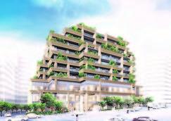 「(仮称)代官山町プロジェクト」新築工事着工 建築家・隈研吾氏によるデザイン設計 ~緑でつながる新しい『住・働・遊』の拠点~