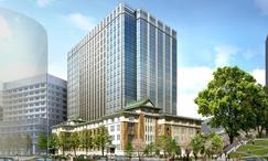2022年7月竣工予定の登録有形文化財建造物「旧九段会館」建て替え事業 新しい働きかたを実現する次世代型オフィスが誕生 ~アフターコロナにおける「健康」と「安心・安全」をサポート~