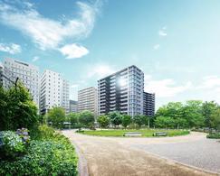 発展が続く「南草津」駅前でニューノーマル対応の大規模分譲マンション 「ブランズシティ南草津」を開発