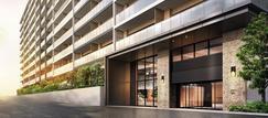 「ブランズシティ湘南台」のマンションギャラリー VRモデルルームを初導入 複数人同時に体験できるVRモデルルームで物件検討容易に