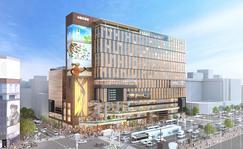 ~ススキノラフィラ跡地に新たなにぎわいを創出~ 「(仮称)札幌すすきの駅前複合開発計画」着工